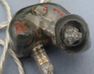 Audio Earz AUD-5X Custom In-Ear Monitors by Dream Earz