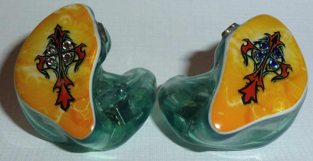 Hidition NT-6 custom in-ear monitors