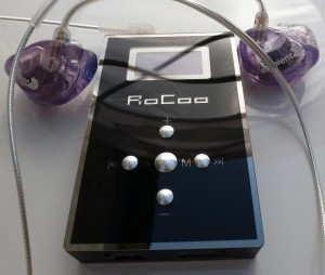 Ambient Acoustics AM4 Pro Custom in-ear monitor (CIEM) with Hisoundaudio RoCoo BA