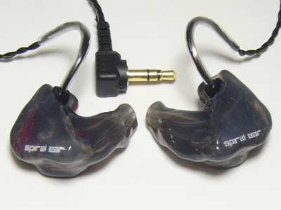 Spiral Ear SE 3-way Reference