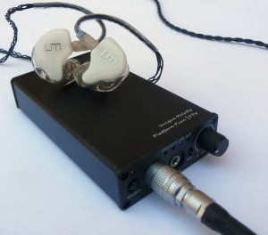 Unique Melody Platform Pure 6 | PP6 Active Custom In-Ear Monitor