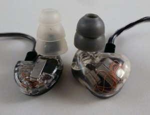 EarSonics S-EM6 and SM64