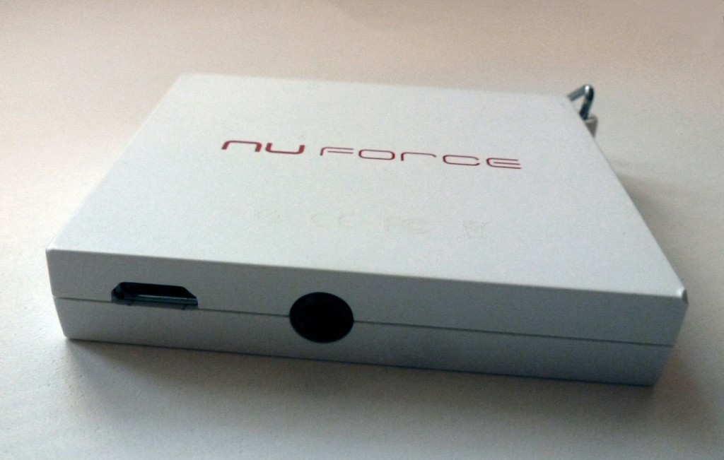 NuForce Mobile Music Pump MMP