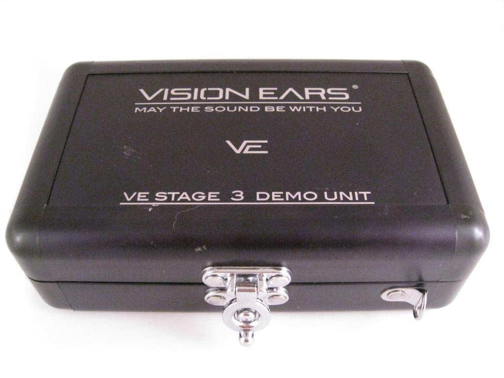 Vision Ears Stage series custom in-ear monitors