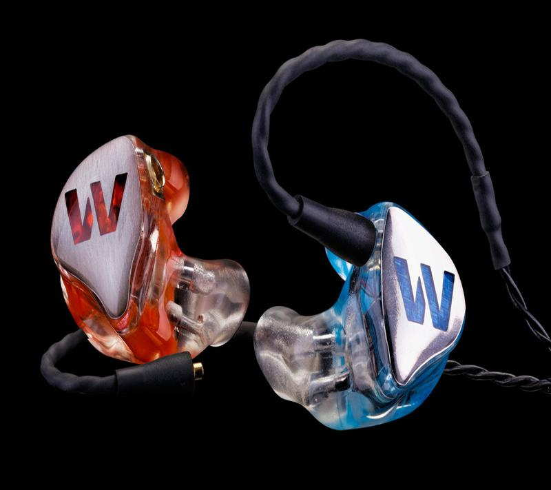 WESTONE ES50 Custom In-Ear Monitors