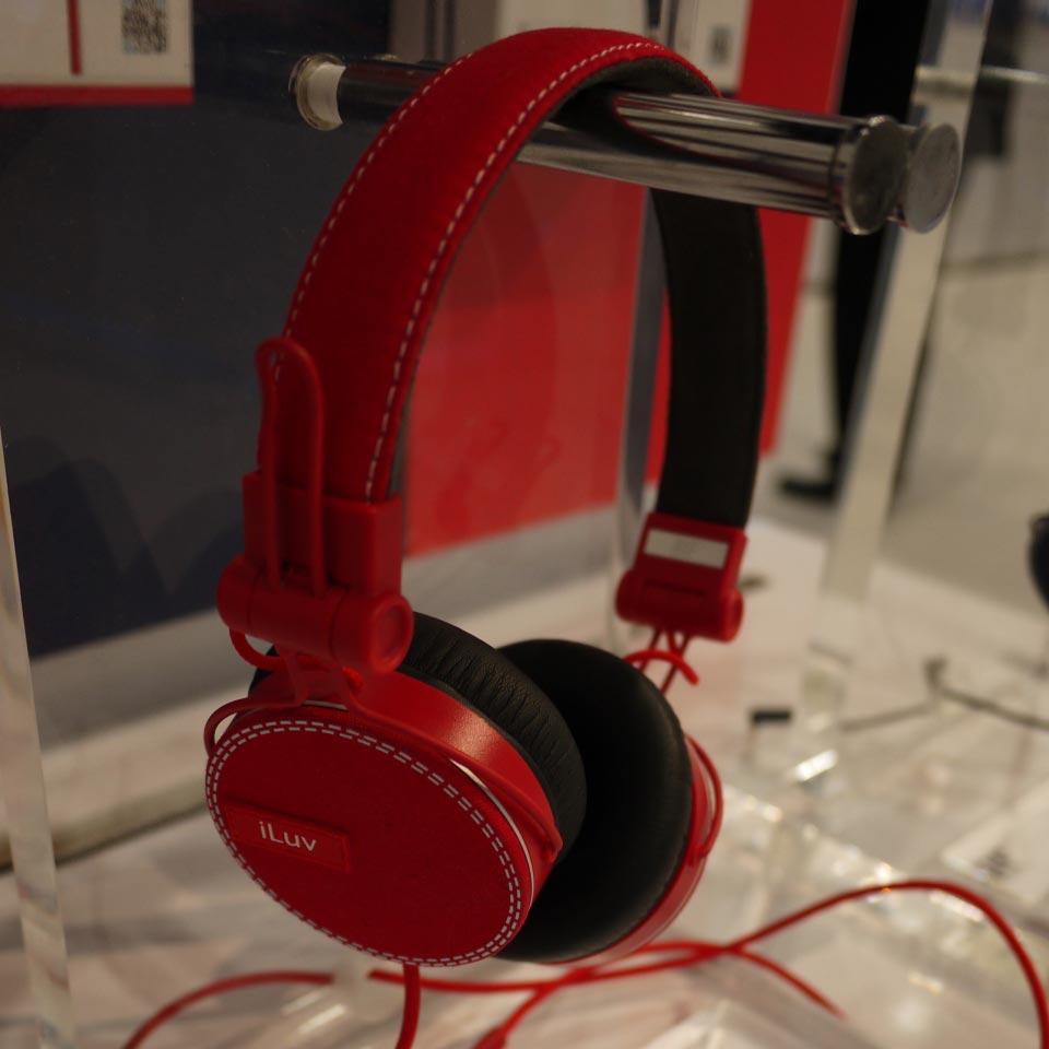 iLuv ReF On-Ear