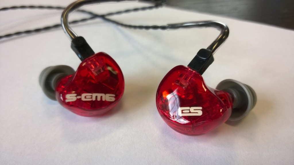 EarSonics SEM6 Devil Edition