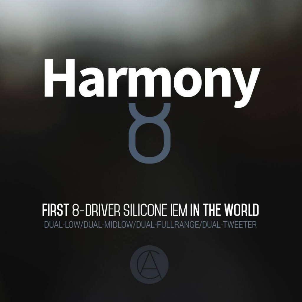 Custom Art Harmony 8