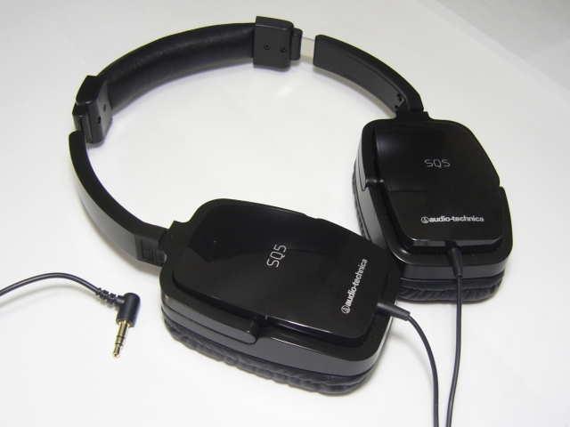 Audio-Technica ATH-SQ5