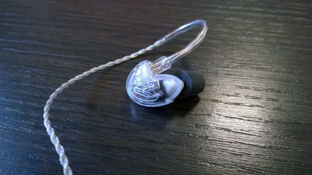 EarSonics SM64 ICE limited edition in-ear monitors