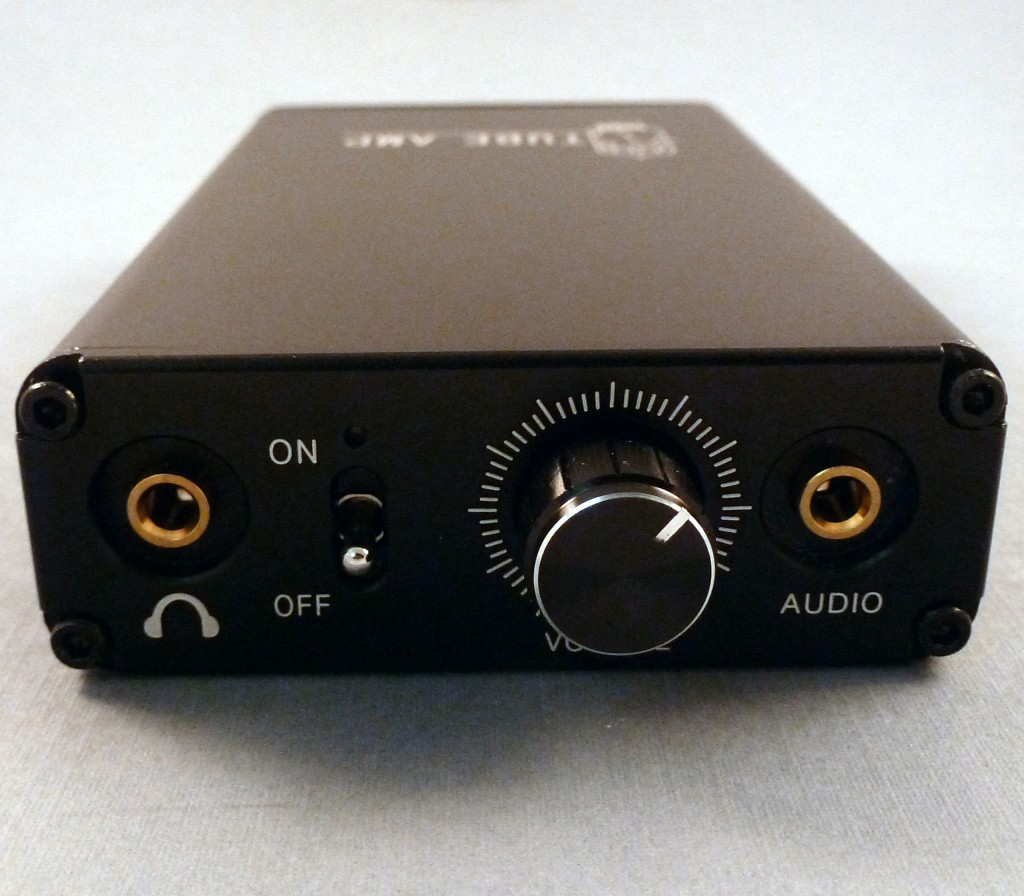Tube Amp TA-1 portable amp