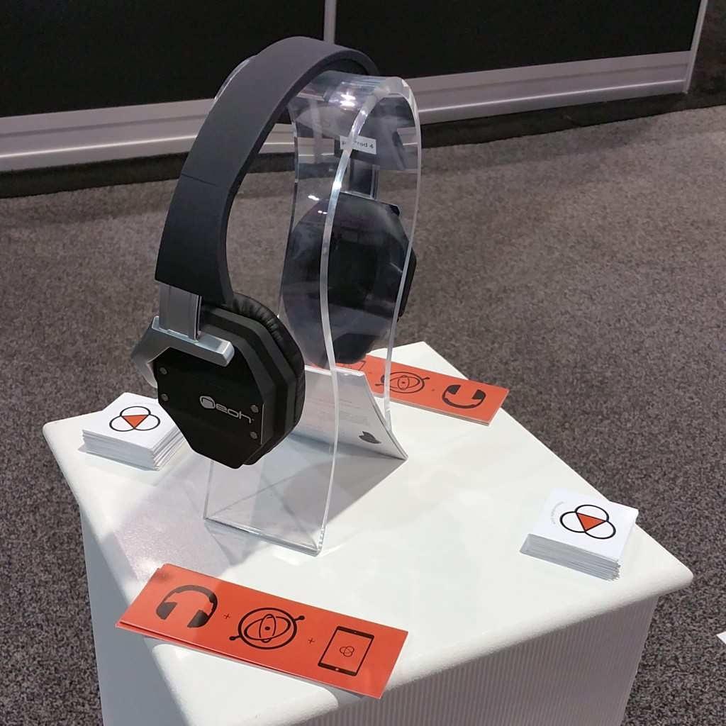 3D Sound Labs Neoh CES2015
