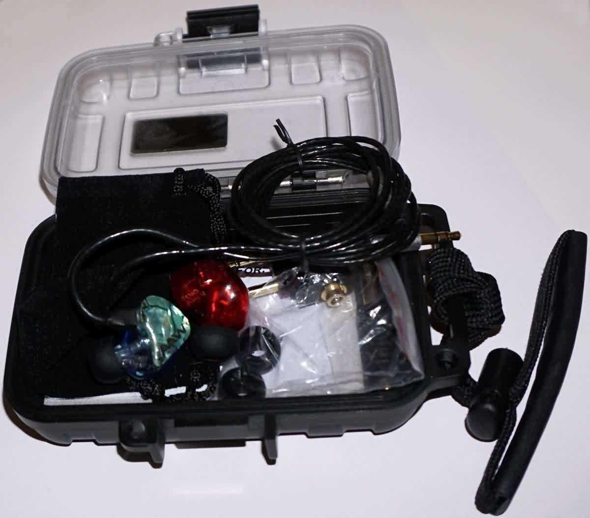 Advanced AcousticWerkes A3H-V Custom In-Ear Monitors Demo
