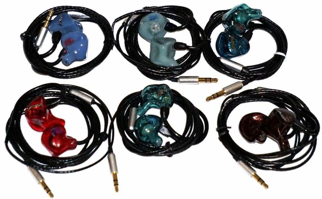 Advanced AcousticWerkes   Custom In-Ear Monitor Demos