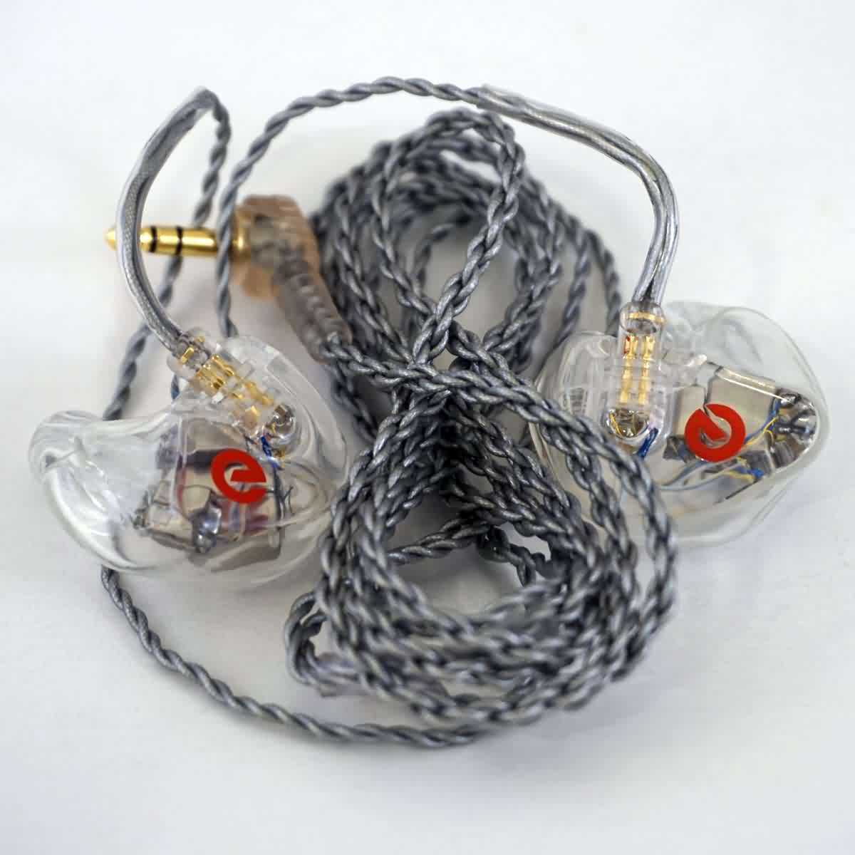 EarWerkz Legend-R custom in-ear monitors