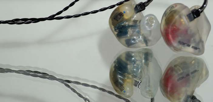 Spiral Ear 5-way Ultimate Custom In-Ear Monitor