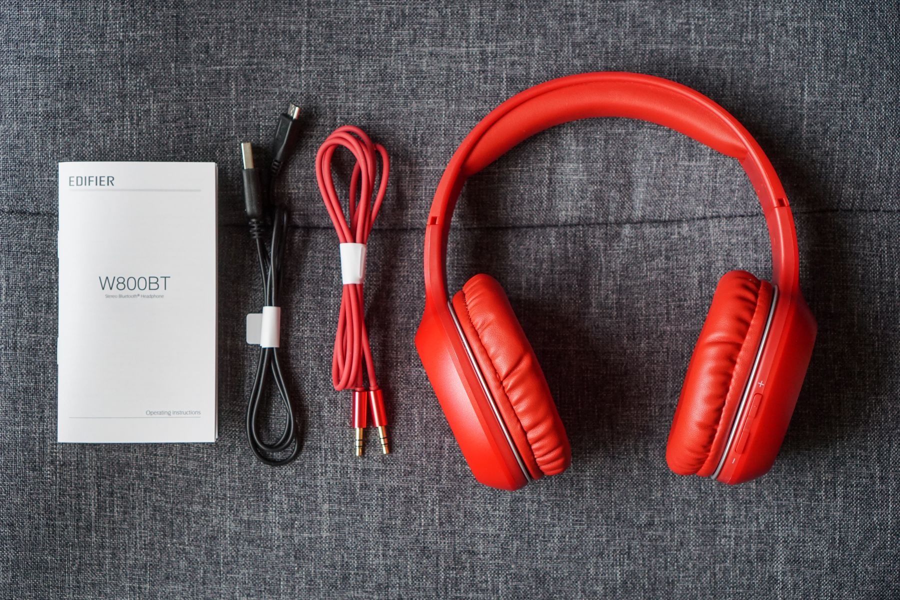 Edifier W800BT Headphones Review | The Headphone List