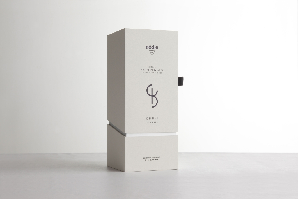 Aedle ODS-1 Packaging