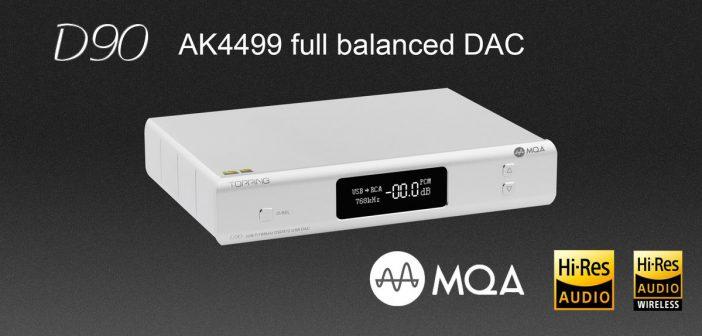 TOPPING D90 MQA DAC